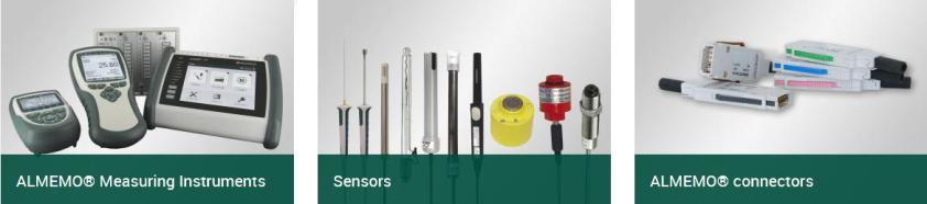 Ahlborn products