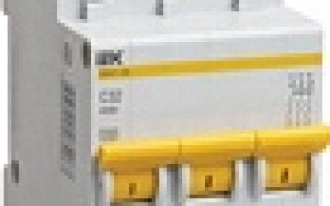 Доработка автоматических выключателей ИЭК серии ВА 47-29