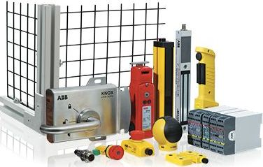 JOKAB SAFETY and ABB products