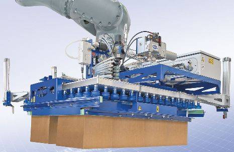 Schmalz Vacuum Gripping Systems for Automation products