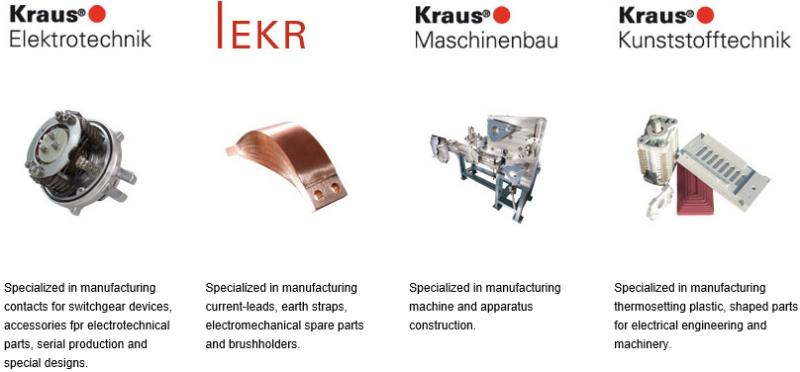 Kraus Elektrotechnik products
