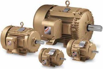 Baldor Super-E motors