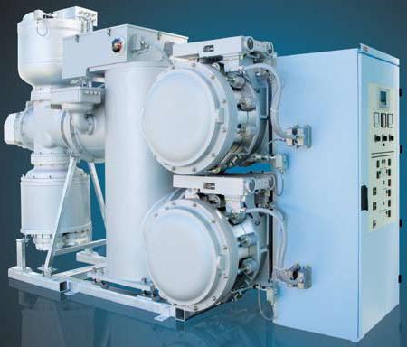 Комплектное распределительное устройство с элегазовой изоляцией ABB типа ELK-04
