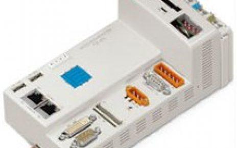 Компактный и экономичный промышленный компьютер WAGO-I/O-IPC