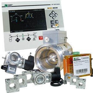 HUEGLI TECH Gas-Management System products