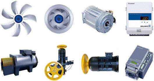 Ziehl-Abegg products