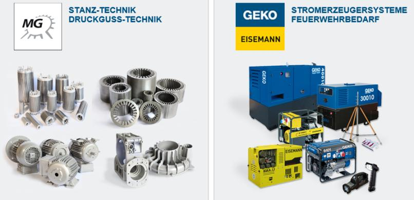 Metallwarenfabrik Gemmingen products