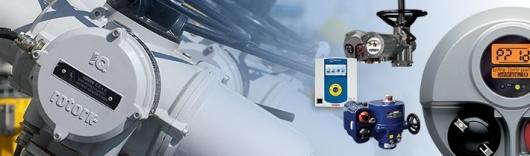 Rotork rc electric actuators