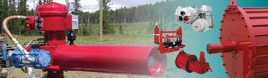 Rotork rfs actuators