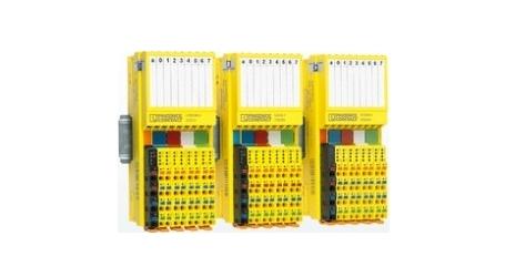 Модули ввода-вывода Phoenix Contact с SafetyBridge