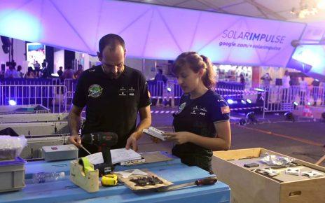 ABB engineer helping Solar Impulse to fly high