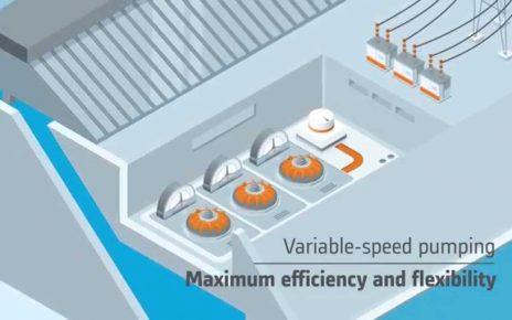 Alstom Variable-speed pumped storage