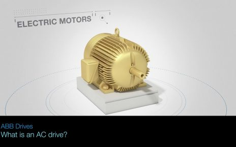 Baldor AC drive