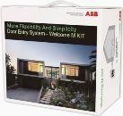 Комплект домофона ABB-Welcome M