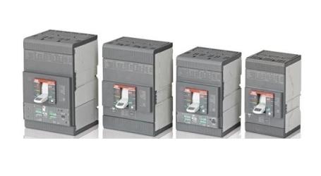 Силовые выключатели Tmax XT, Tmax и Emax 2