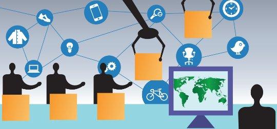 Цифровая промышленная революция