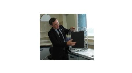 Экологичная батарея на водороде