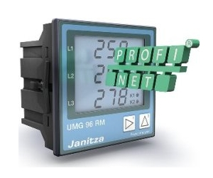 Janitza UMG-96RM-PN