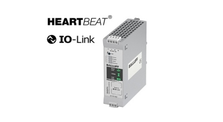 Блок питания Balluff с функцией Heartbeat