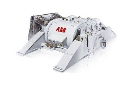 Тяговый трансформатор ABB Effilight