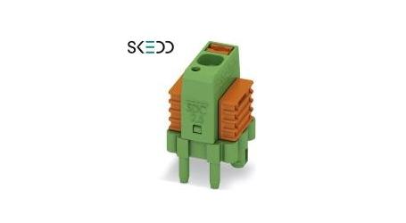 Разъемы Phoenix Contact с технологией SKEDD