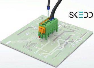 Серия разъемов Phoenix Contact с технологией SKEDD