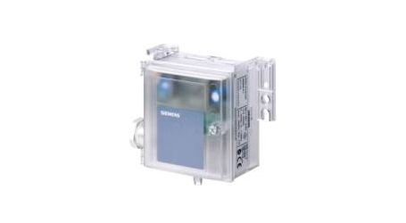 Дифференциальные датчики перепада давления Siemens QBM3120