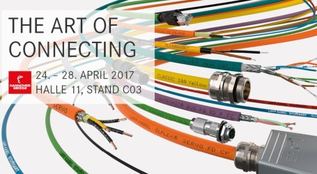 Lapp Group на Hannover Messe 2017