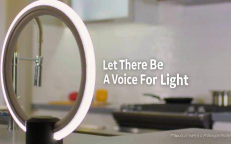 GE Sleek Table Lamp