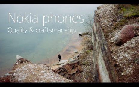 Nokia phones design