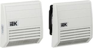 Вентиляторы с фильтром IEK