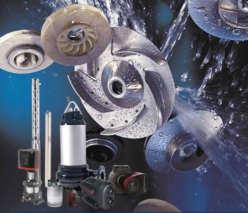 Grundfos products