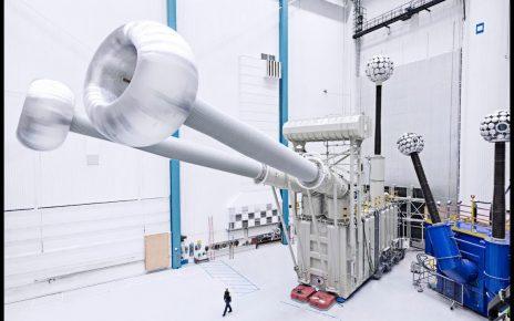 ABB UHVDC transformer