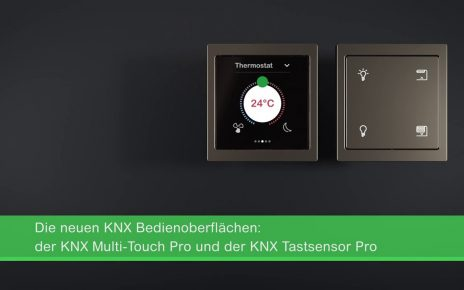 KNX Multi-Touch Pro