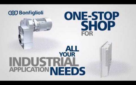 Bonfiglioli Industrial applications