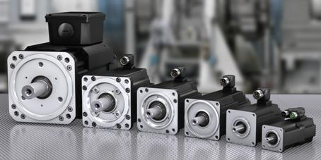 Семейство сервомоторов Bosch Rexroth MS2N