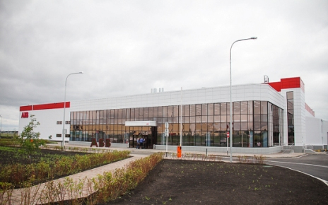Пять лет заводу АВВ в Липецке