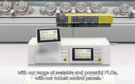 ABB Machinery control