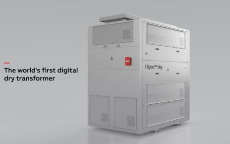 Digital transformer ABB Ability TXpert Dry