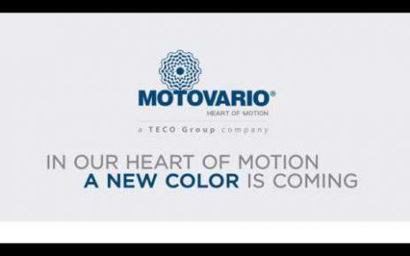 Новый цвет в мире MOTOVARIO