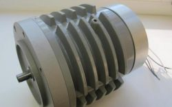 Explosion-proof motor DAT-256