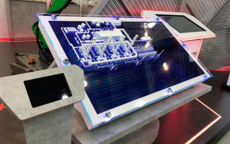 Энергетическая установка ПГУ-60