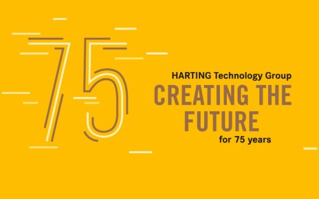 HARTING 75 year