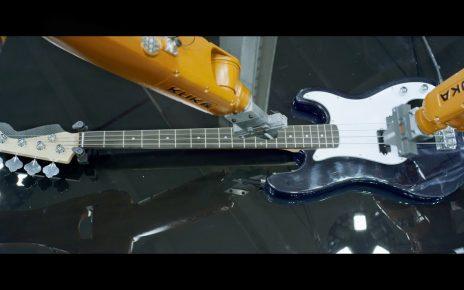 Robots Vs. Music