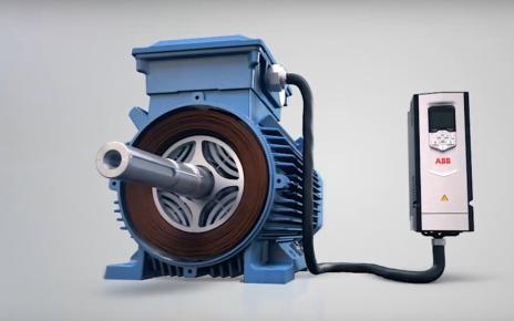 ABB motor SynRM