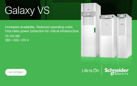 Schneider Electric UPS Galaxy VS