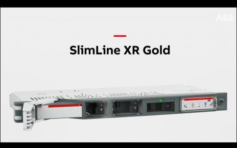 ABB SlimLine XR Gold
