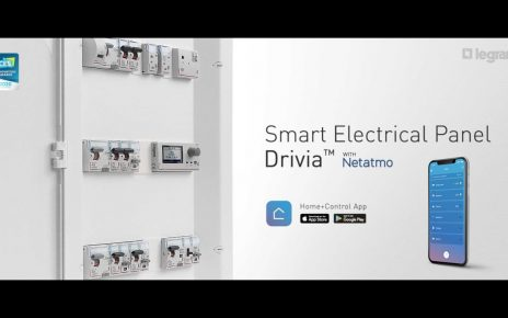 Smart Electrical Panel Drivia