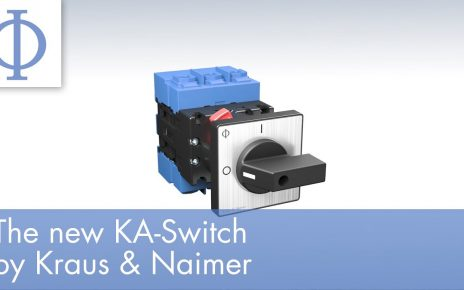 Kraus & Naimer KA Switch