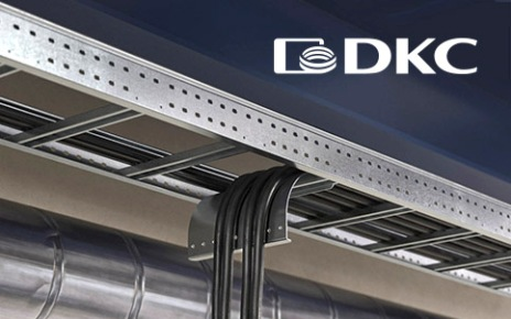 Plate for cable trays DKS